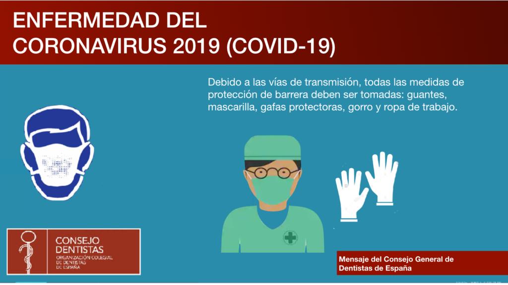 Barreras protectoras Protocolo Clinica Dental Murtra Coronavirus